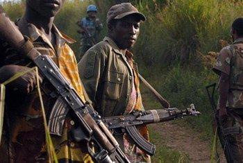 Joint Democratic Republic of the Congo army (FARDC)-MONUSCO operation against the Front de Résistance Patriotique de l'Ituri (FRPI).