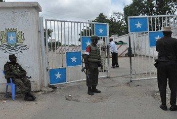 Фото Миссии Африканского союза в Сомали