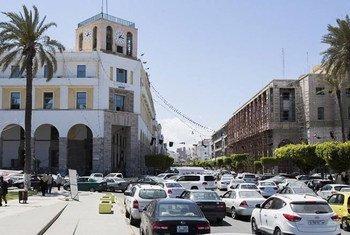 La capitale libyenne Tripoli. (archives) Photo MANUL/Abbas Toumi