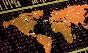 A rede de transporte aéreo internacional é um dos maiores exemplos de cooperação internacional