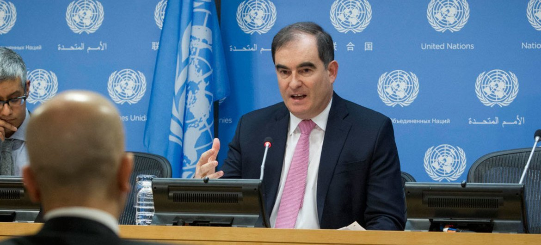 Le Manque De Soutien De La Communaute Internationale Envers Le Niger Et Le Tchad Est Honteux Selon L Onu Onu Info