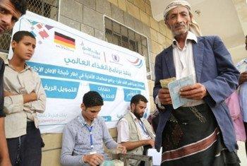 Des millions de Yémenites ont besoin d'aide humanitaire. Photo PAM/Fares Khoailed
