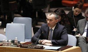 Nickolay Mladenov delivers his final briefing as the UN Special Representative for Iraq.