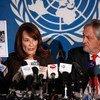 Presentación del informe en Kabul. Foto:  Fardin Waezi/UNAMA