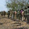Niños soldados en Sudán del Sur  Foto: UNICEF/2015/South Sudan/Sebastian Rich