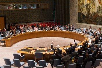 Le Conseil de sécurité de l'ONU. Photo : ONU/Mark Garten (archives)