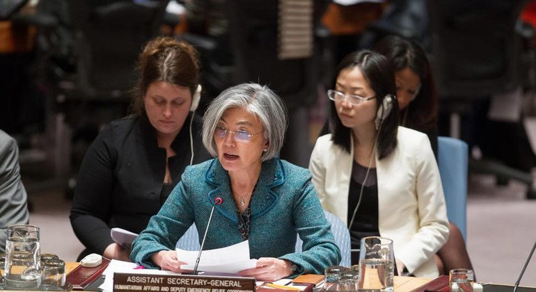 Syria's war continues 'unabated and with total impunity,' Security Council told