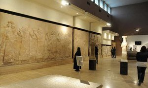 The National Museum of Iraq was reopened on 28 February 2015.