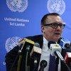 Jeffrey Feltman, responsable del Departamento de Asuntos Políticos de la ONU, participó en la Cuarta Cumbre de la CELAC en Quito, Ecuador. Foto de archivo: /Muradh Mohideen