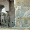 Nimrud Lamassu, Palacio de Ashurnasirpal, Iraq. Foto: UNESCO