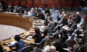 Security Council meets on cooperation between the UN and the European Union.