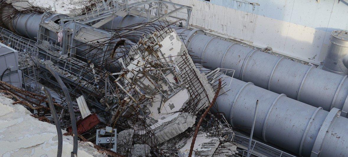 Japon : des experts de l'ONU dénoncent l'exploitation des travailleurs qui  décontaminent la centrale de Fukushima | ONU Info