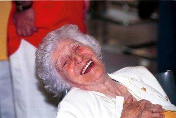 La demencia afecta a cerca de 50 millones de personas. Foto: OMS/P. Virot