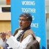 भारत से नोबेल शान्ति पुरस्कार विजेता, कैलाश सत्यार्थी को टिकाऊ विकास लक्ष्यों के पैरोकार के रूप में चुना गया गया है.