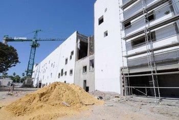 Le Musée du Bardo, à Tunis. Photo Banque mondiale/Dana Smillie