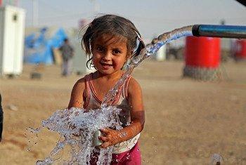 Photo : UNICEF / Wathiq Khuzaie