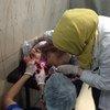 من الأرشيف: صورة لمستشفى في مدينة حلب. المصدر: منظمة الصحة العالمية / تي. جسارفيك