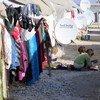 Refugiados sirios en Turquía. Foto: PMA/Berna Cetin