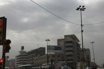 Багдад.  Фото  Миссии ООН в Ираке