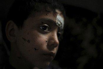 Según la ONU, más de doce millones de sirios necesitan ayuda urgente. Foto: UNICEF/Kate Brooks