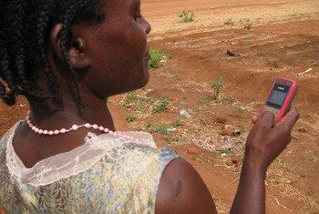 Mradi wa utafiti wa WFP na UN Global Pulse wa kutathimini jinsi matumizi ya simu za mkononi yanavyoweza kusaidia katika kubaini mahitaji ya njaa