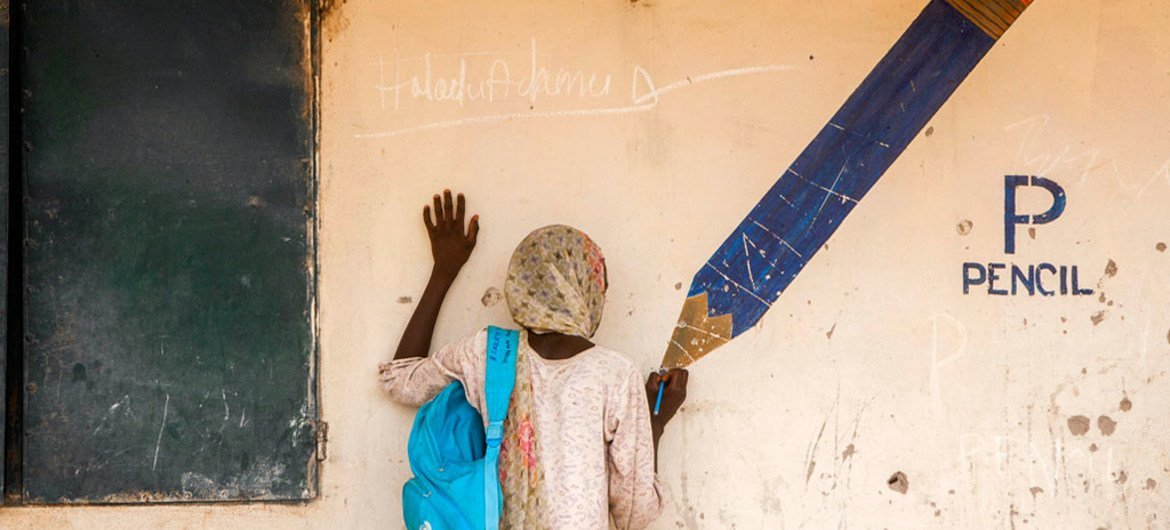 Nearly 800000 Children Forced To Flee Violence In Nigeria And Region UNICEF