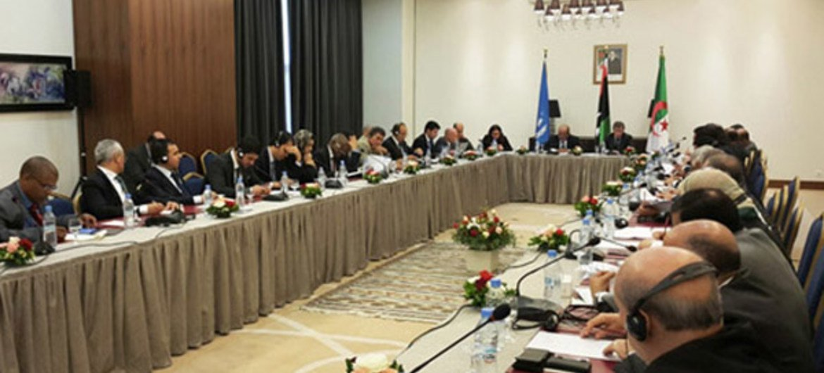 Libyan political parties, activists conclude second round ...