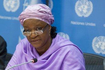 Zainab Bangura, Directrice générale de l'Office des Nations Unies à Nairobi