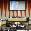 El ECOSOC convocó una reunión especial para conmemorar el 20 Aniversario de la Cumbra Mundial sobre el Desarrollo Social. Foto: ONU/Loey Felipe