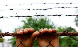 A detention centre in Timor Leste. UNMIT Photo/Martine Perret