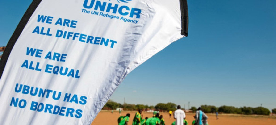 Planting the seeds of tolerance through soccer: South African NGO Lesidi La Batho is helping to build understanding between refugees and the local community.