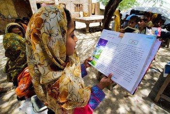 Desde 1967, el galardón ha distinguido más de 460 proyectos de alfabetización en todo el mundo. Foto: UNESCO