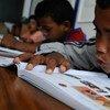 La UNESCO declaró el 23 de abril como Día Mundial del Libro y de los Derechos de Autor en 1995. Foto: Banco Mundial/Dana Smillie