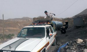 Many Yemenis have fled cities for their home villages.