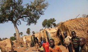 The displacement site in Batangafo, Central African Republic, is overcrowded with more than 30,000 people and daily receiving hundreds of people driven from their homes by violence.