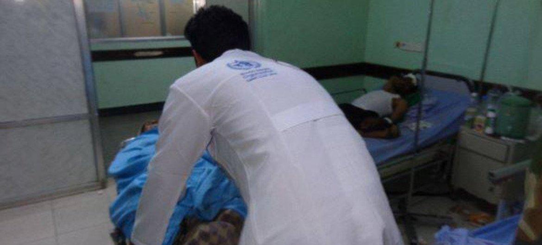 联合国:全球每4个医疗卫生机构中就有1个缺乏基本供水服务