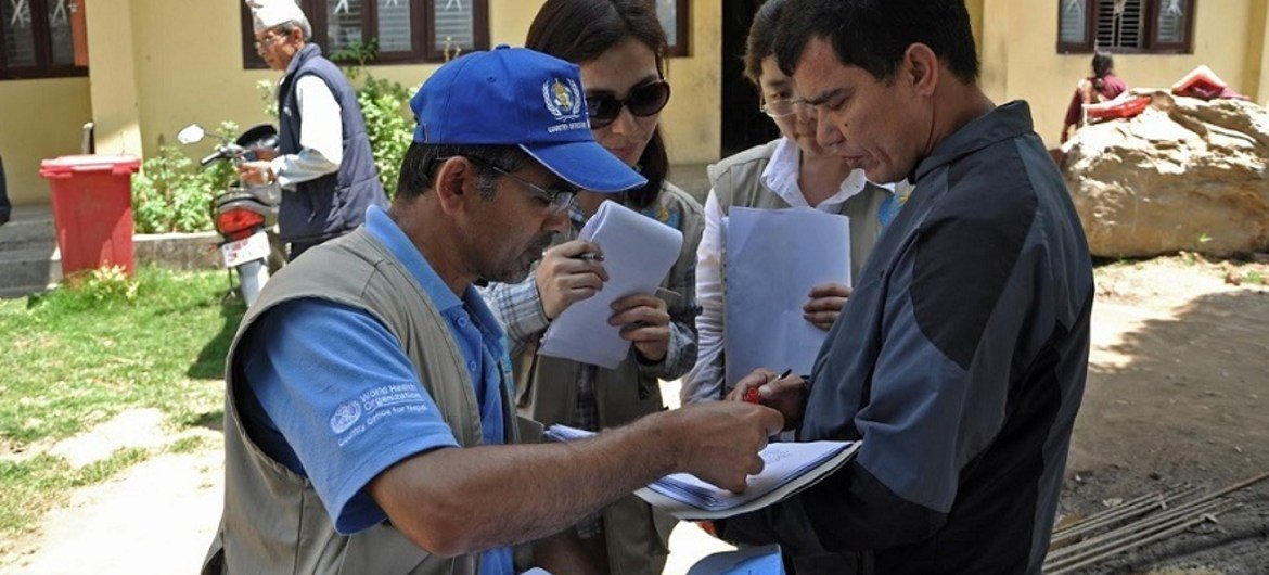 World Health Organization (WHO) establishes new field office in the Gorkha district of Nepal to boost assistance to those survivors that have been unreachable since the devastating 25 April earthquake.
