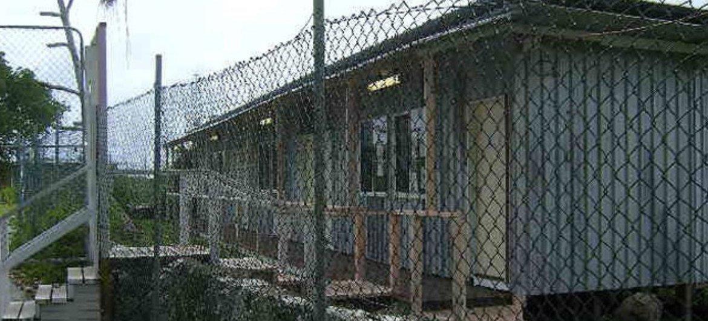 Un centre pour les réfugiés à Nauru (archives). Photo HCR/N. Wright