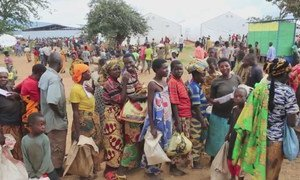 WFP is working to assist tens of thousands of refugees from Burundi who have fled into neighbouring DRC, Rwanda and Tanzania to escape the ongoing political crisis.