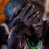 Niño sursudanés víctima de la violencia en Sudán del Sur. Foto de archivo: UNICEF/South Sudan/Sebastian Rich
