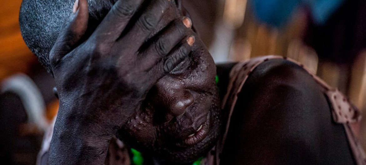 Women and children have suffered devastating attacks in South Sudan's Unity State.
