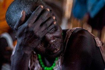 Женщины и дети  - основные жертвы  конфликта в Южном Судане. Фото ЮНИСЕФ