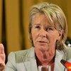 Maud de Boer-Buquicchio, Rapporteuse spéciale sur la vente et exploitation sexuelle d'enfants, y compris la prostitution des enfants et la pornographie