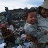La exposición a desperdicios tóxicos causa graves problemas de salud. Foto: Banco Mundial/Masaru Goto
