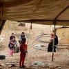 由于以色列政府的规定,许多居住在约旦河西岸的贝都因游牧社区无法修建或扩建住所。