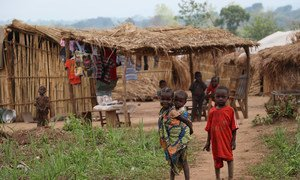The Central African Republic has been suffering a devastating humanitarian crisis, with more than half of the population – 2.7 million people – needing aid.