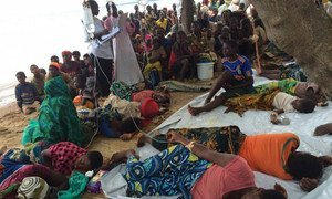 UNICEF Tanzania and partners are working hard to provide lifesaving medicines, medical supplies, cholera beds, buckets, blankets and vaccines as refugees from Burundi continue to arrive in high numbers.