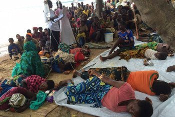 L'ONU en Tanzanie s'efforce de fournir des médicaments et des soins médicaux pour aider les réfugiés burundais confrontés au choléra. Photo : UNICEF Tanzanie / Fredy Lyimodilutif