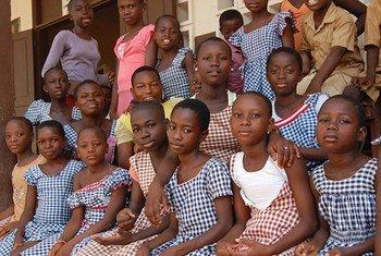 Les jeunes sont prêts à transformer l'avenir de la Côte d'Ivoire, mais pour le faire, ils doivent être autonomisés, éduqués et employés. Photo: UNFPA Côte d'Ivoire