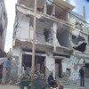 Los fondos aportados al OOPS por Bélgica apoyarán la reconstrucción de las viviendas destruidas en los enfrentamientos de 2014 en Gaza.